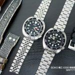 新舊相對~SEIKO精工6309老鮑魚&SRP777復刻鮑魚