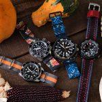 重新裝扮你的精工手錶和錶帶來迎接「萬聖節」吧!