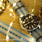 【3M黑暗光芒】NATO錶帶 來迎接彩亮的聖誕夜吧~