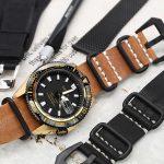 帶來無限可能的閃耀之星!SEIKO 精工 Stargate 限量版自動潛水機械錶 SRP510