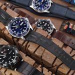 各具不同風格的東方錶水鬼,ORIENT 東方錶 WATER RESISTANT系列 200m潛水機械錶~
