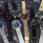 最配合的升級裝備【米蘭錶帶】,SEIKO 精工 SKX007 & 精工次世代5號 的完美演繹!
