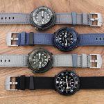 2020年度潮流款式,全新快拆軍士風格款式錶帶!
