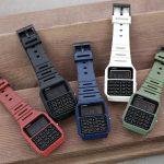 夏季全新款式!Casio卡西歐CA53WF系列計算機手錶
