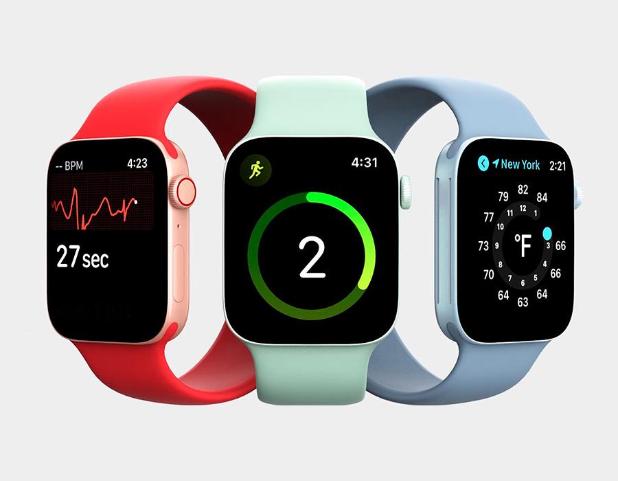 Apple Watch Series 7 智能手錶的預測和謠言!?